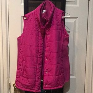 Motherhood vest